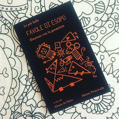 le più belle favole di esopo illustrate con la geometria libro portale bambini