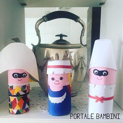 Lavoretti Di Carnevale Scopri Le Nostre Idee Portale Bambini