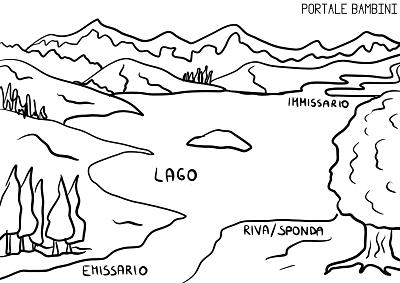 il lago scuola primaria