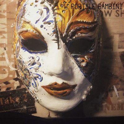 maschere veneziane da colorare e dipingere lavoretti di carnevale 1