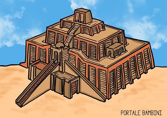 ziggurat sumeri