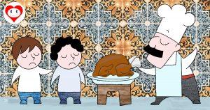 i due ladri e il cuoco