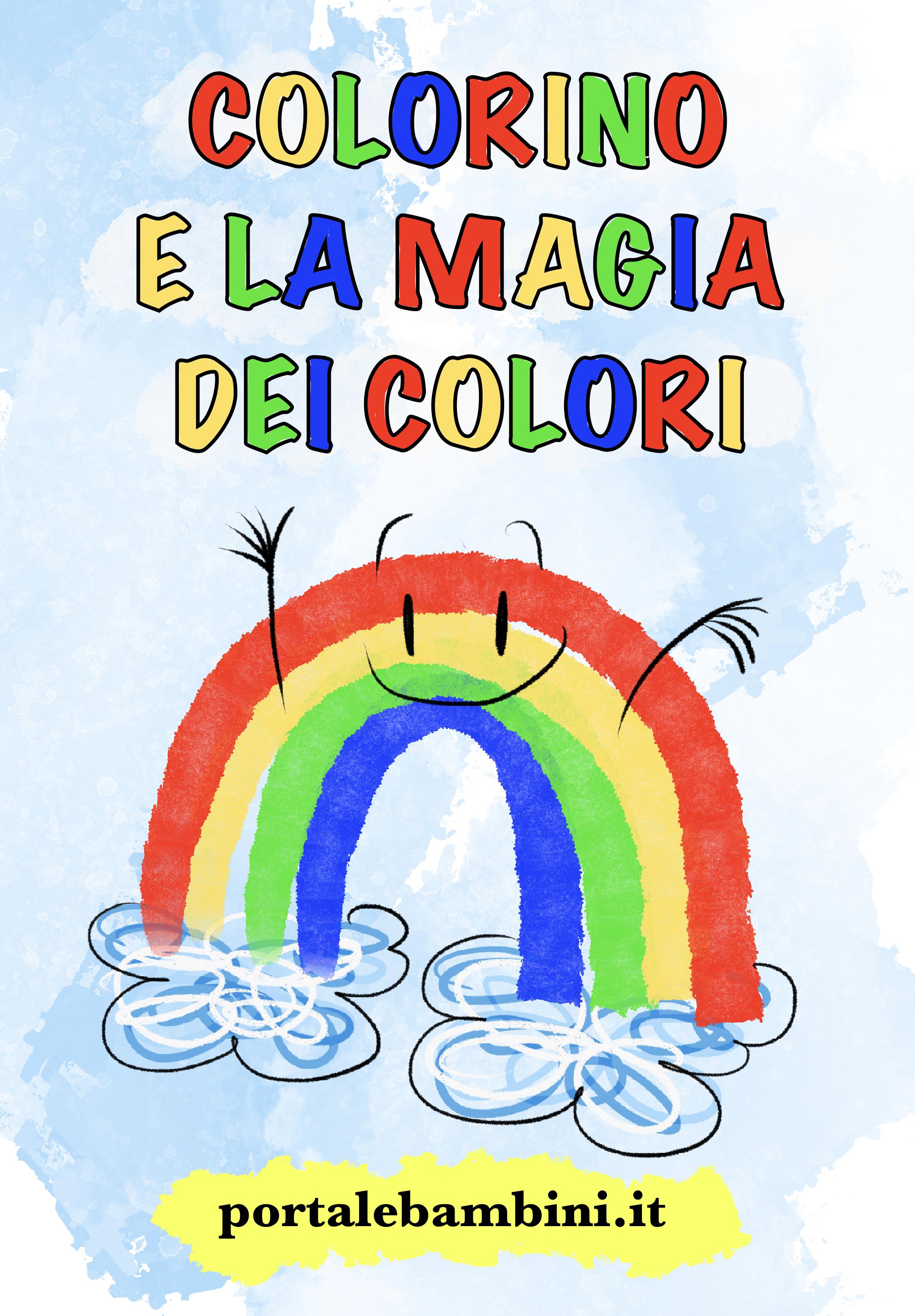 colorino e la magia dei colori