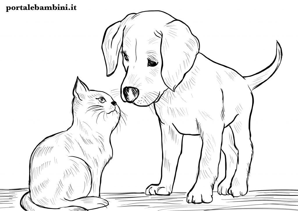 gatti da colorare 7