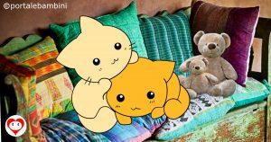gatti da colorare