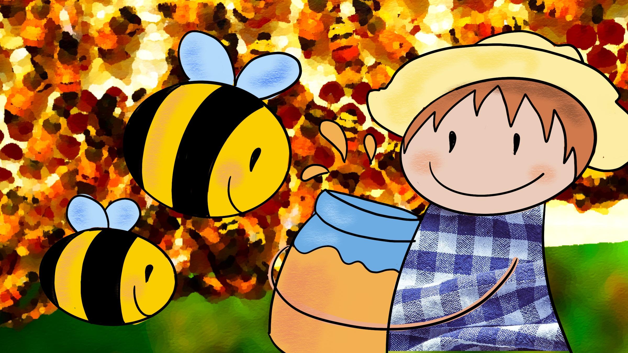 perché le api hanno il pungiglione