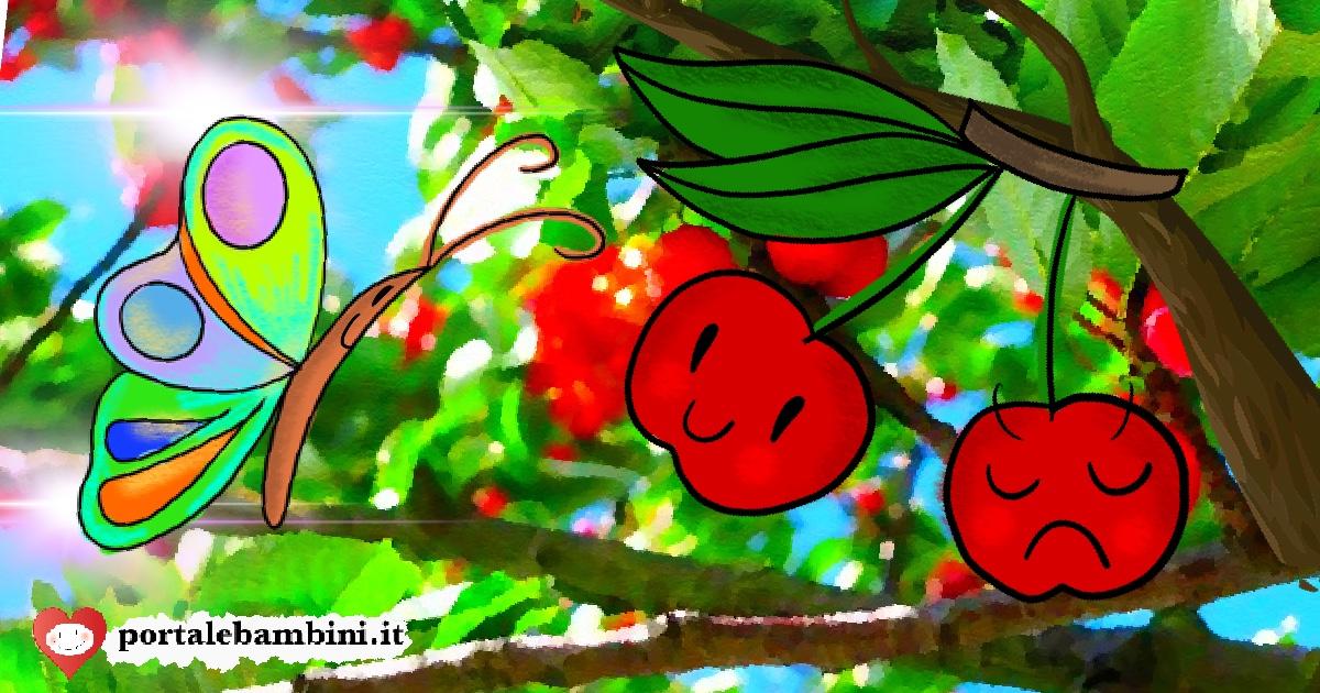 la favola delle ciliegie