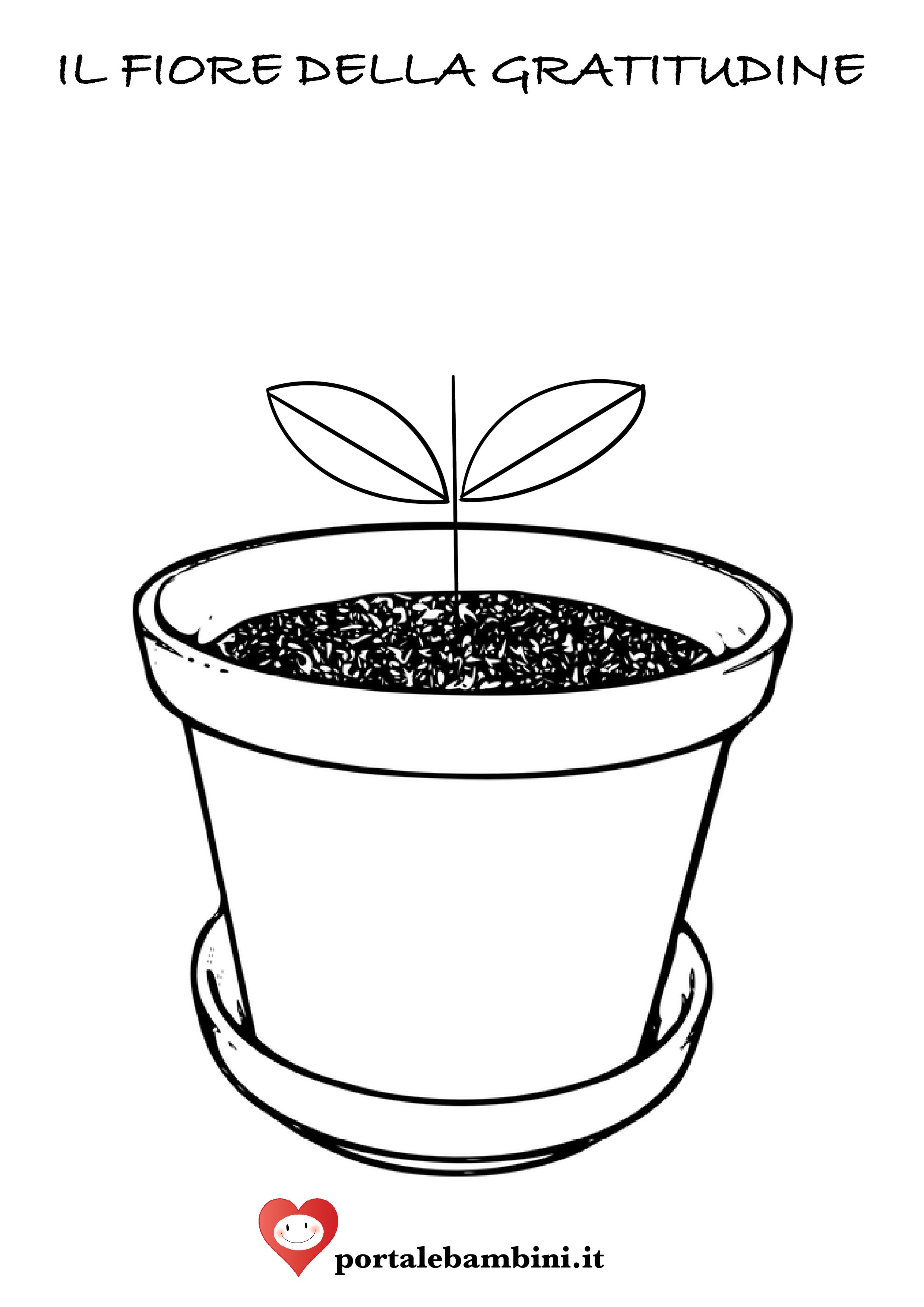 il fiore della gratitudine laboratorio emotivo