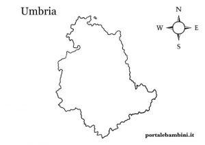 Cartina Fisica Umbria Da Stampare.L Umbria Approfondimenti E Materiale Didattico Portalebambini It