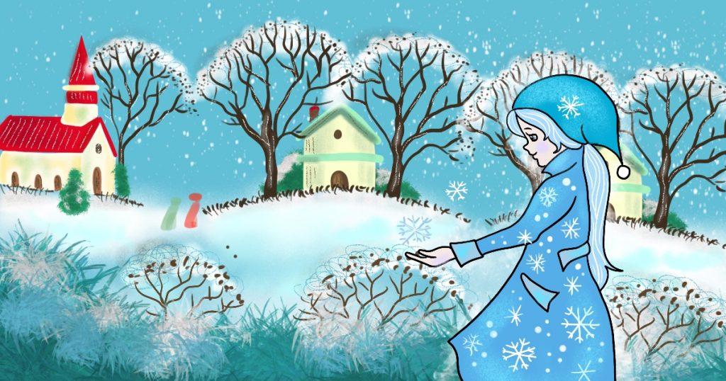 la principessa della neve