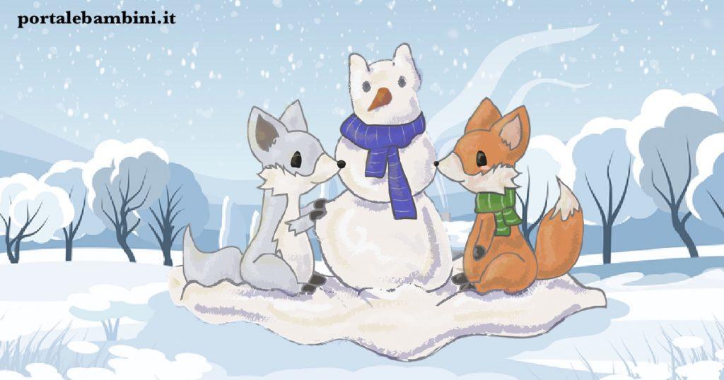 filastrocche sull'inverno