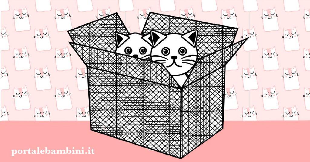 filastrocche sui gatti