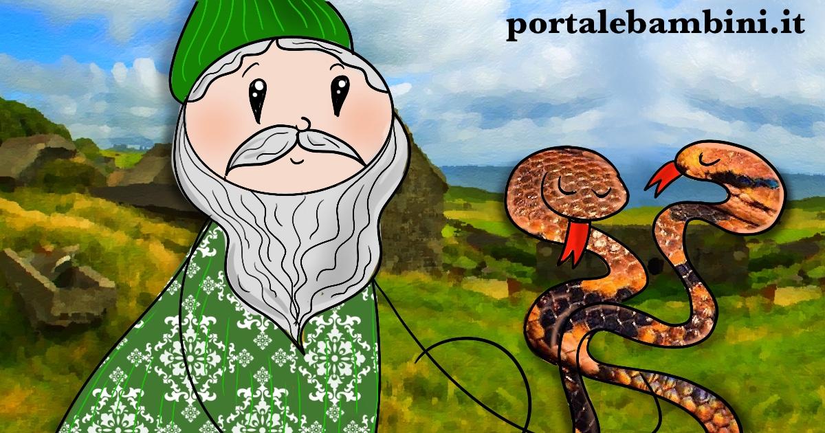 leggenda san patrizio serpenti irlanda