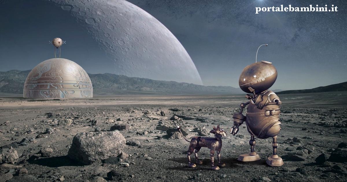 poesie sull'universo e sullo spazio