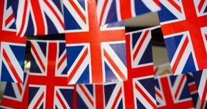 cartina muta Inghilterra