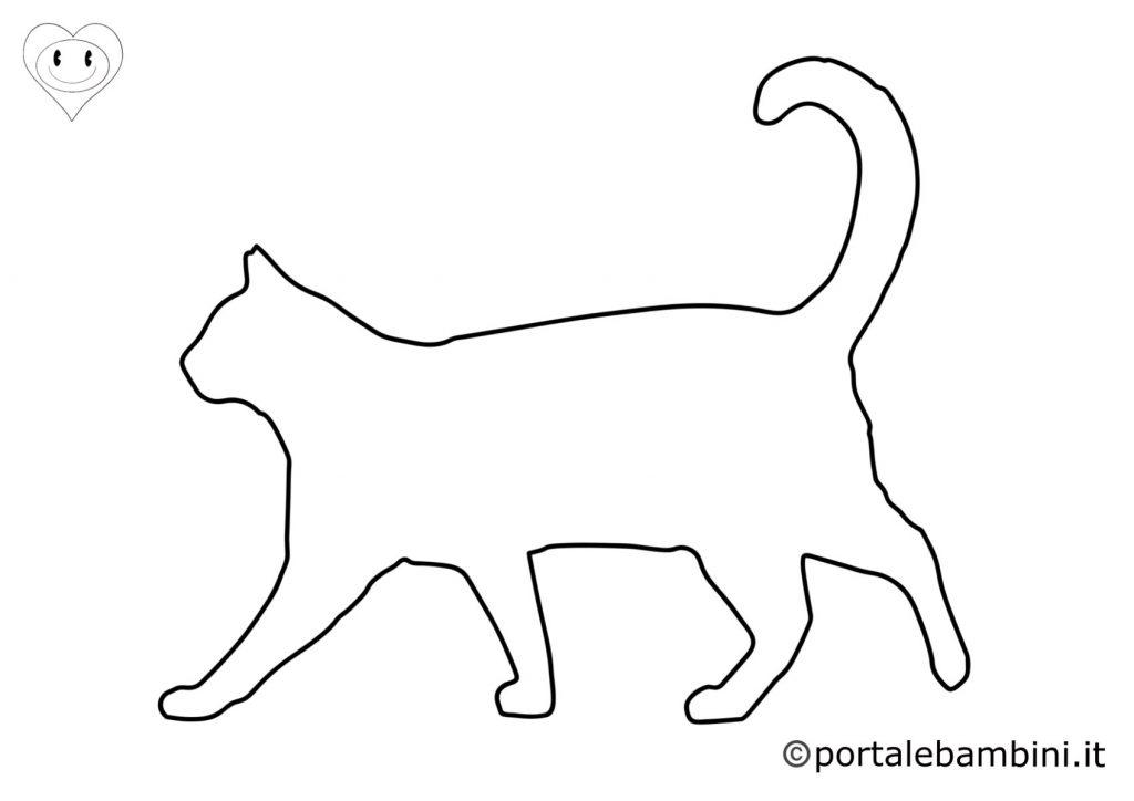 gatti da colorare 9