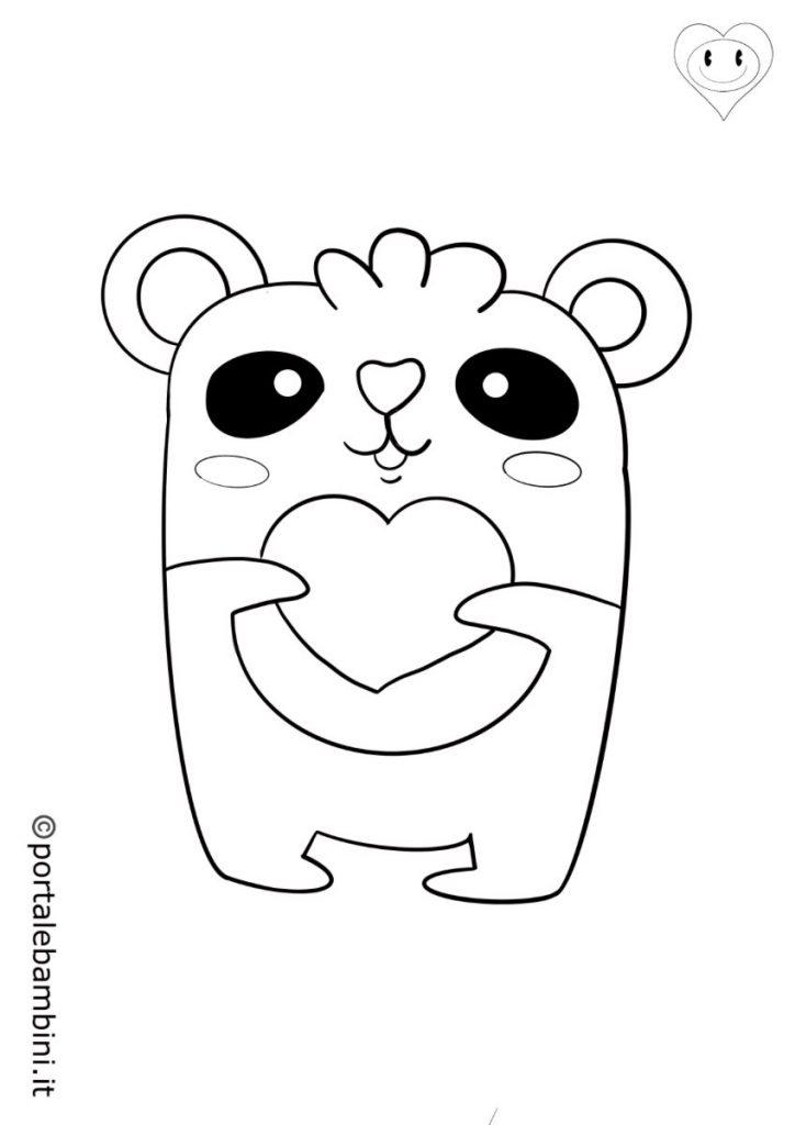 pandacorni da colorare 6