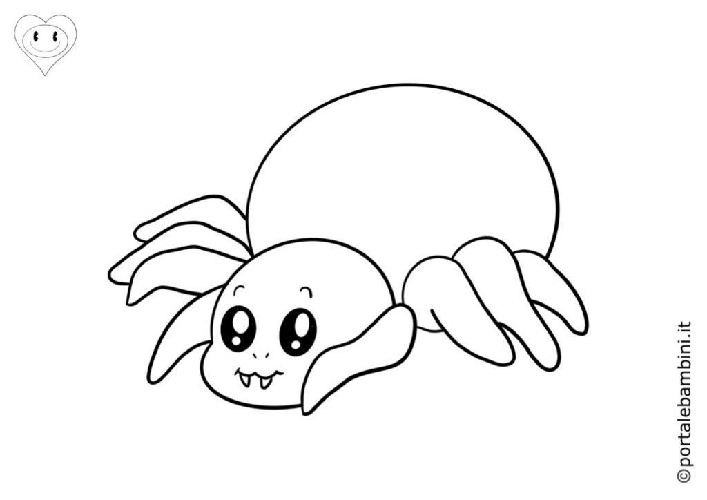 ragni da colorare 5