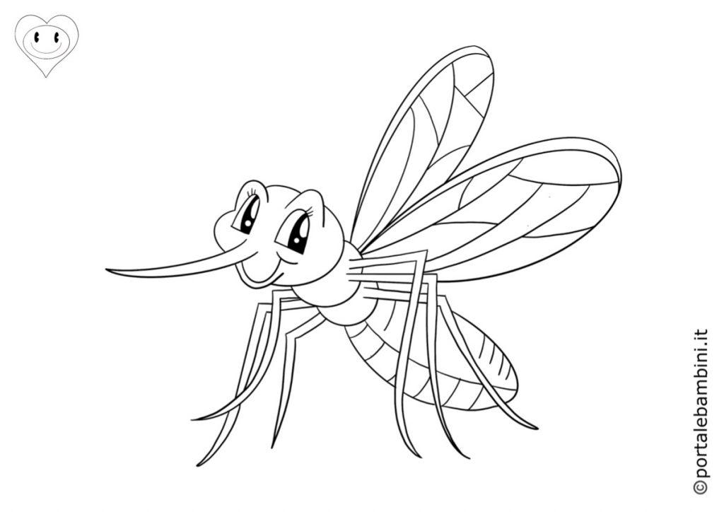 zanzare da colorare 3