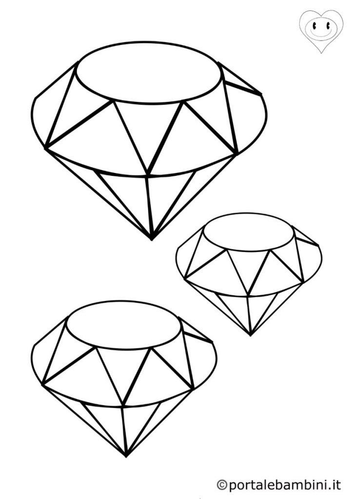 diamanti da colorare 1