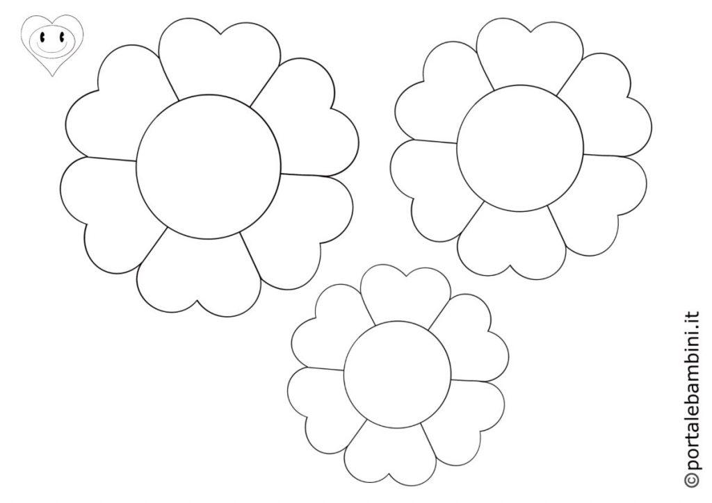fiori da ritagliare 2