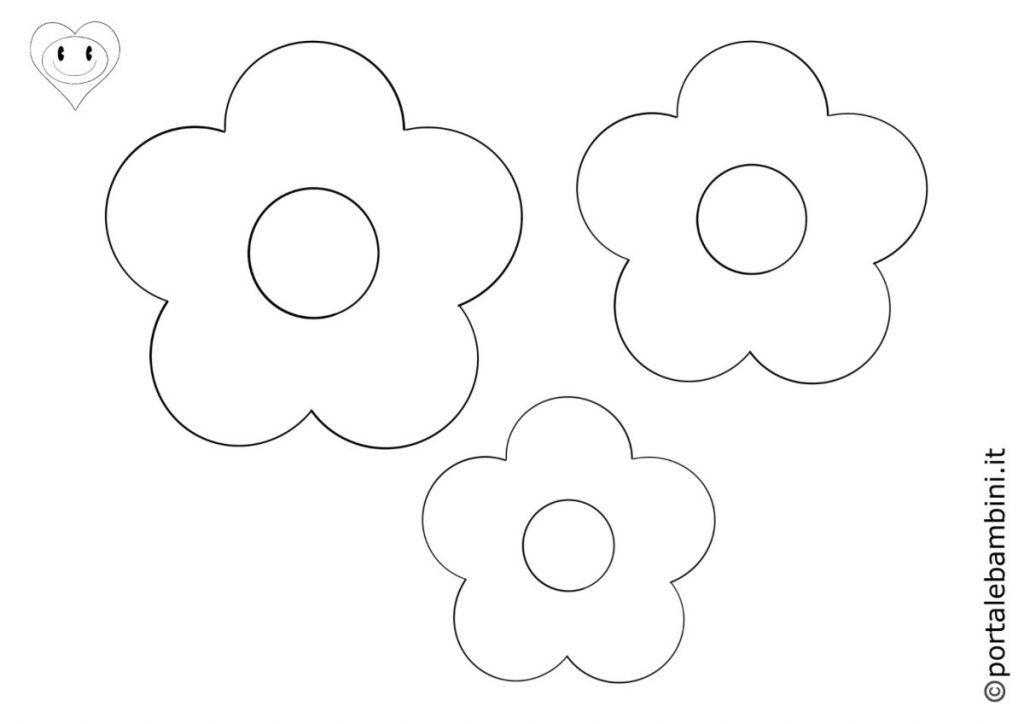 fiori da ritagliare 1