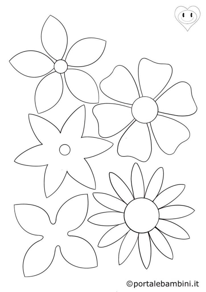 fiori da ritagliare 6
