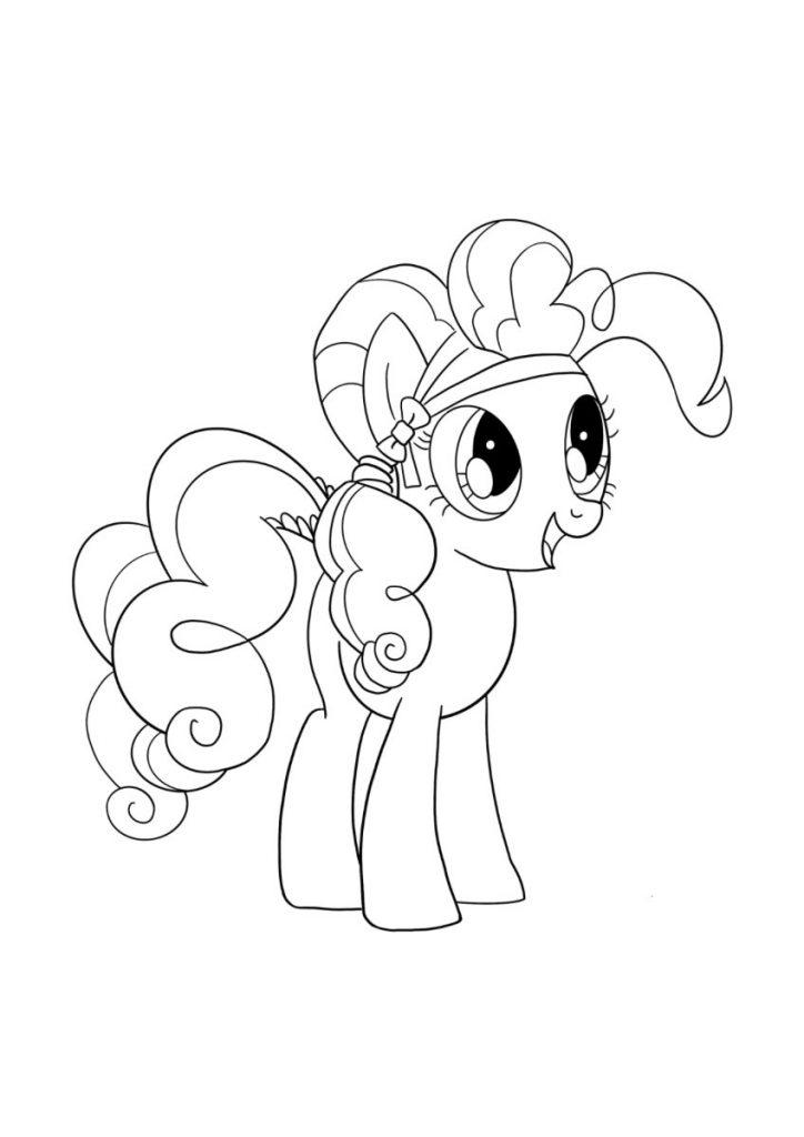 my little pony da colorare 5
