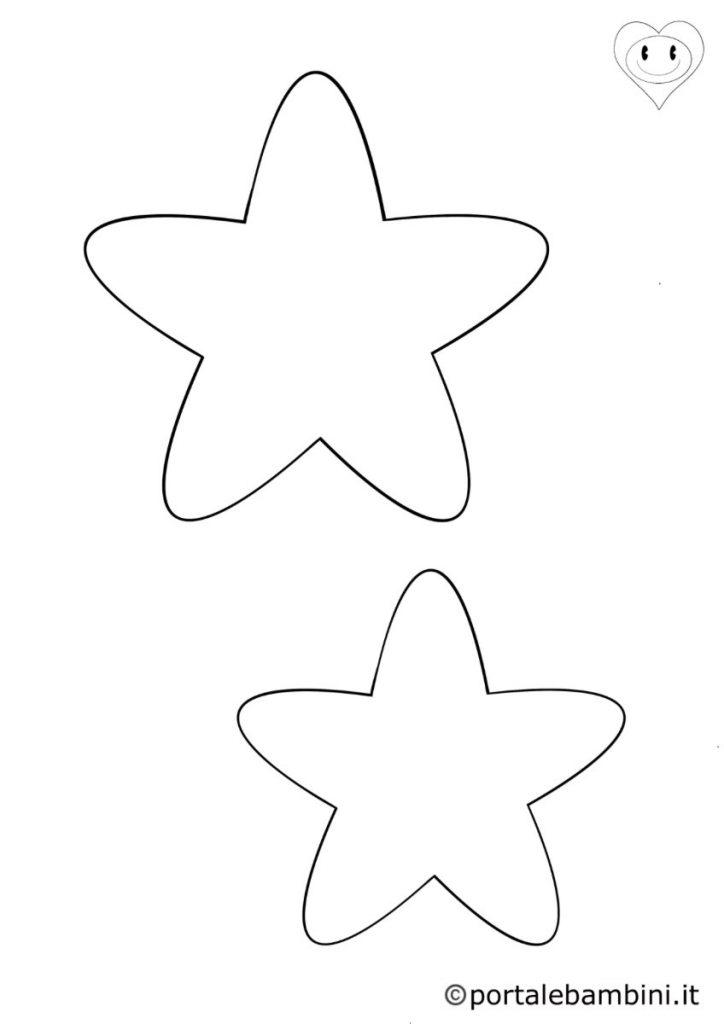 stelle da colorare 1