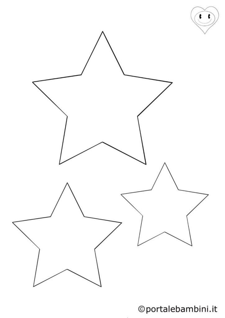 stelle da colorare 2