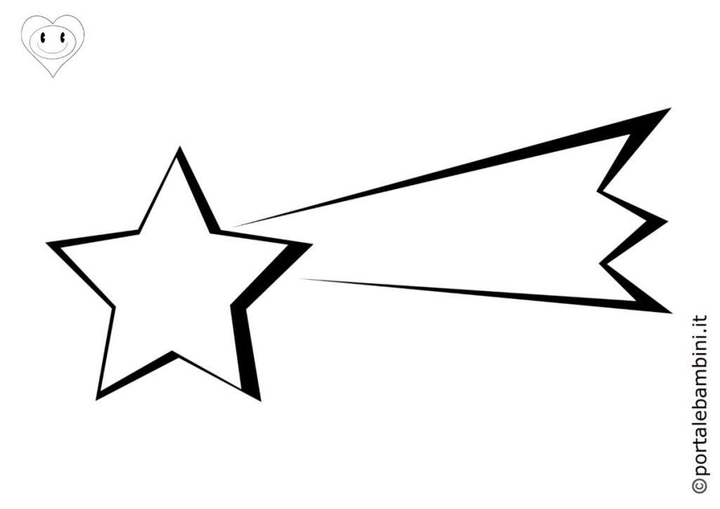 stelle comete da colorare 6