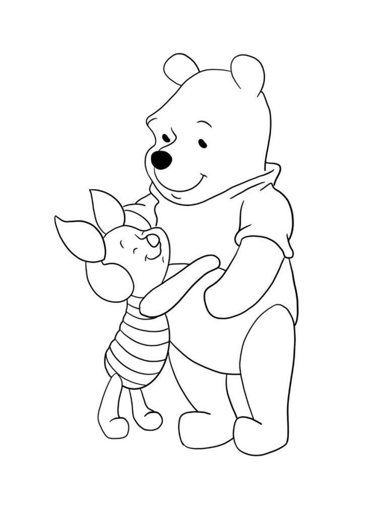 winnie the pooh da colorare 3