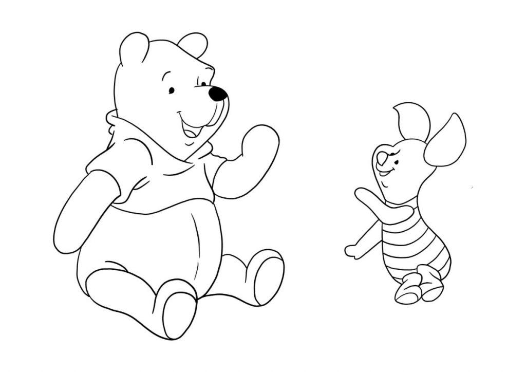 winnie the pooh da colorare 5