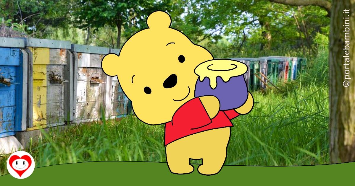 winnie the pooh da colorare