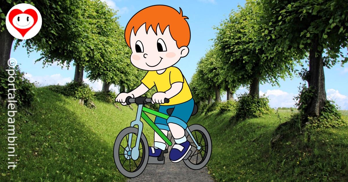 biciclette da colorare
