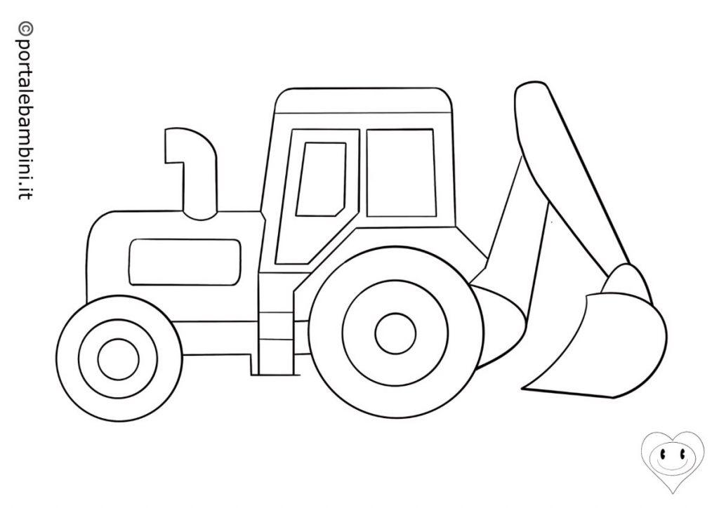 camion da colorare 6