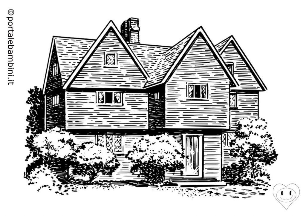case da colorare 6