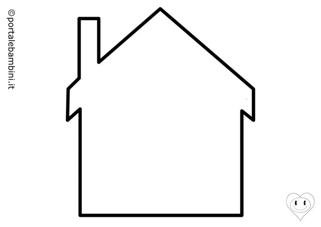 case da colorare 3