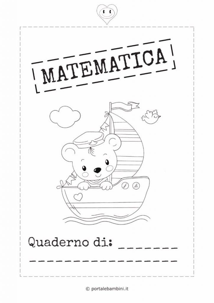 quaderno di matematica 2