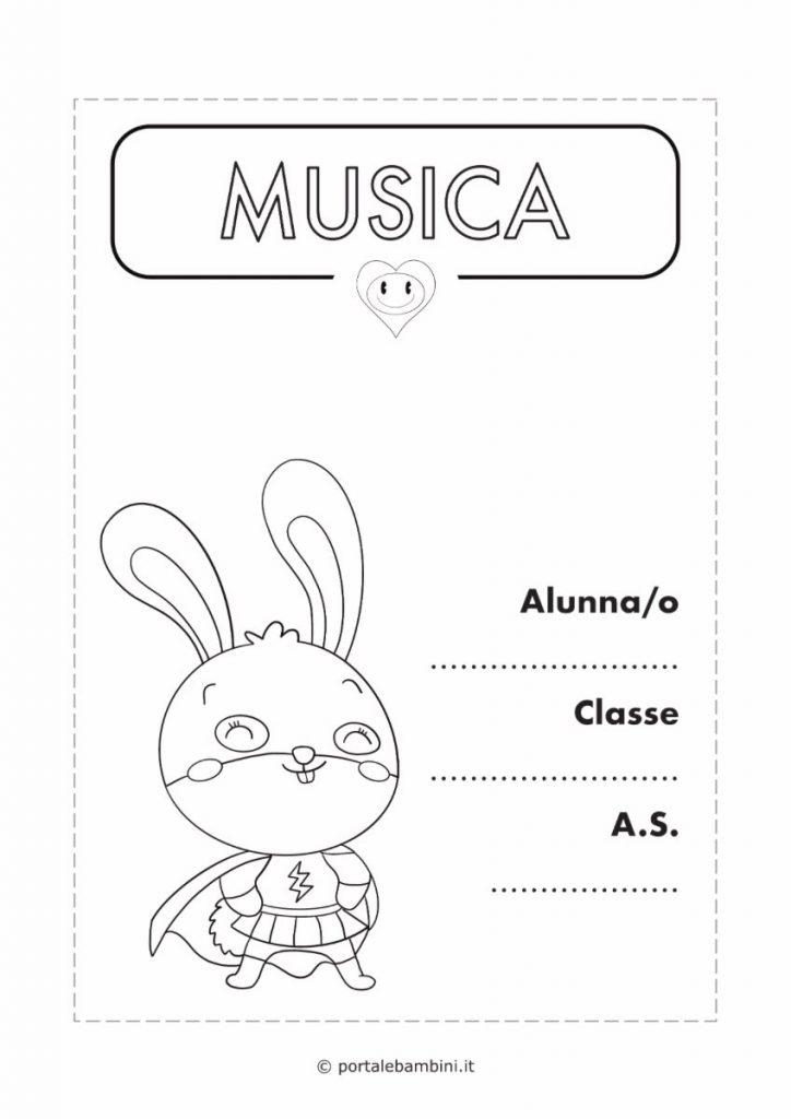 copertina quaderno di musica 3