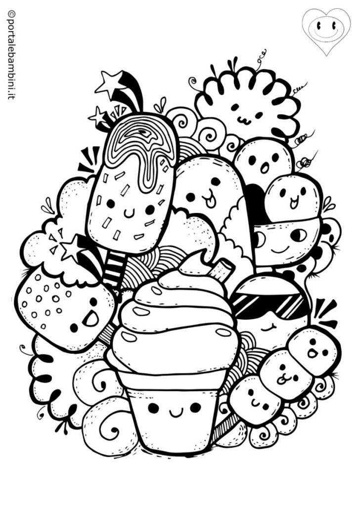 disegni antistress da colorare 1