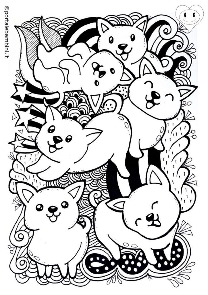 disegni antistress da colorare 2