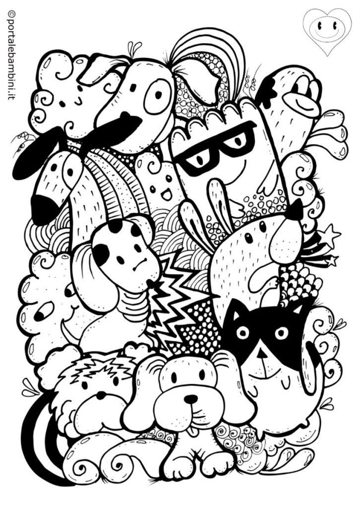 disegni antistress da colorare 4