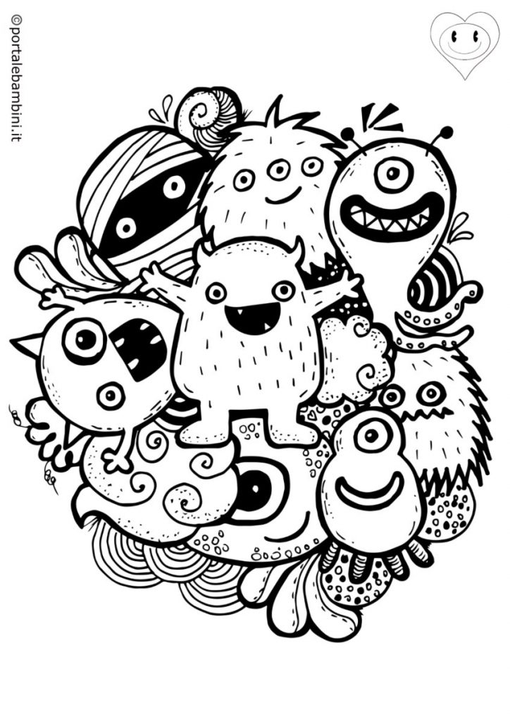 disegni antistress da colorare 6