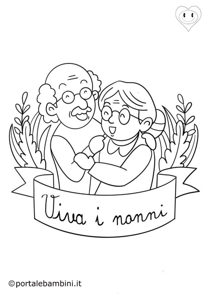 nonni da colorare 6