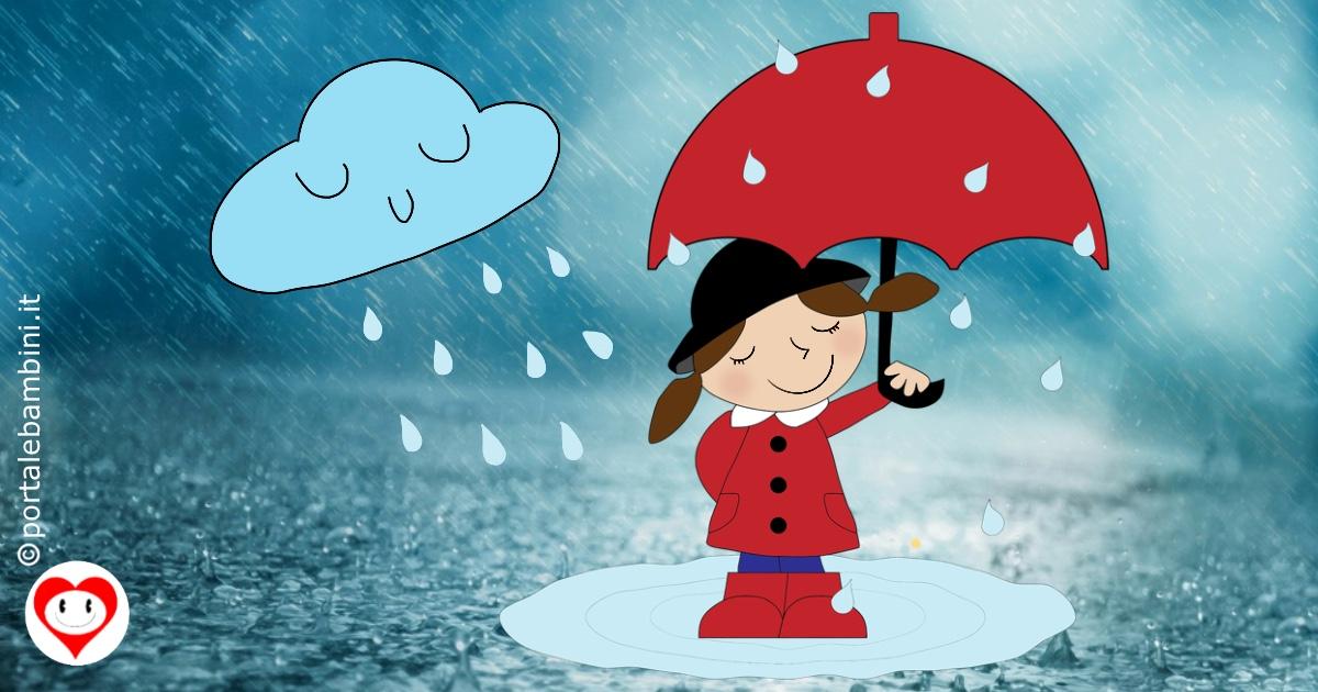 ombrello da colorare