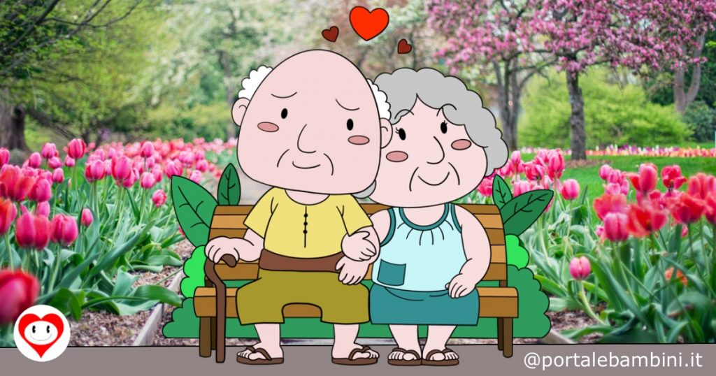 poesie per i nonni