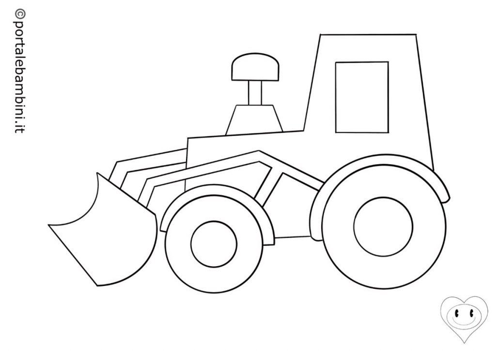 trattori da colorare 6