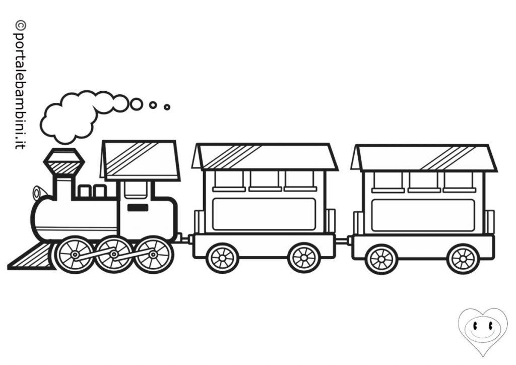 treni da colorare 6