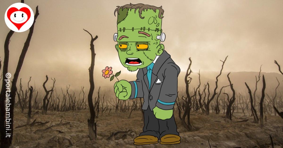 zombie da colorare